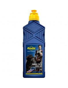 Botella Putoline Nano Tech 4  10W-40 12x1 lt