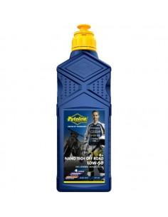 Botella Putoline Off Road Nano Tech 4  10W-50 12x1 lt