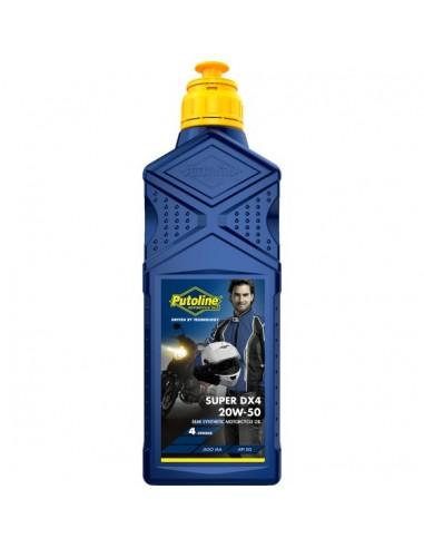 Botella Putoline Super DX4 20W-50 12x1 lt