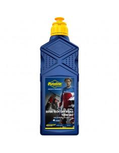 Botella Putoline Ester Tech Off Road 4  10W-60 12x1 lt