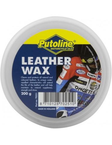 Pack Putoline Leather Wax  6x0,2 kg