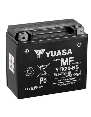 BATERIA YUASA YTX20-BS