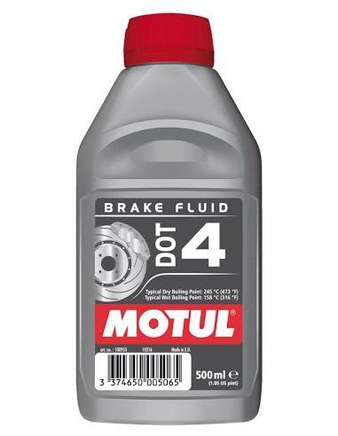 TUBO MOTUL DOT 4 BRAKE FLUID 0,400 ML