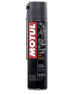 SPRAY MOTUL C3 CHAIN LUBE OFF ROAD 0,400 ML