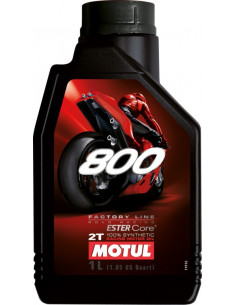 BOTELLA MOTUL 800 2T FL ROAD RACING 1L