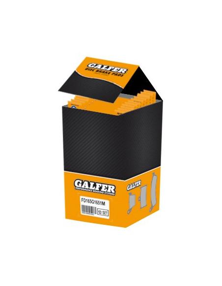 JUEGO PASTILLAS GALFER FD475G1375