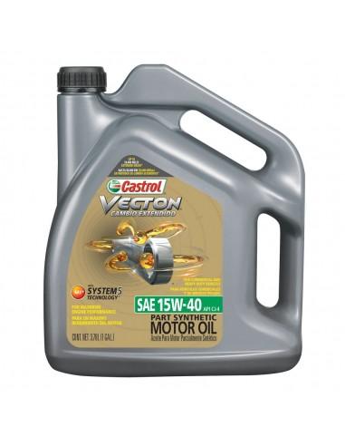 LATA CASTROL VECTON 15W40 4X5L E4