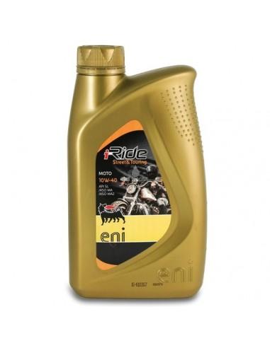 Botella Eni i-Ride moto 10W40 1 lt.-12-