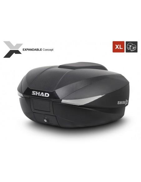 BAUL SHAD SH58X C/RESPALDO