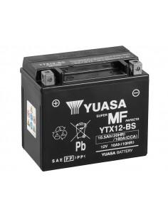BATERIA YUASA YTX12-BS