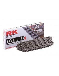 CADENA RK 520 MXZ4 120P NEGRA