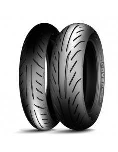 CUBIERTA MICHELIN 130/60-13 53P TL POWER PURE SC F/R