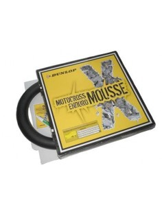 MOUSSE DUNLOP FM19L -110/90-19, 120/80-19