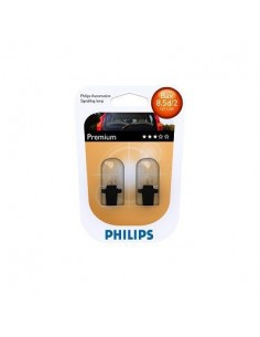 LAMPARA PHILIPS 12V 1.2W (BAX10d)