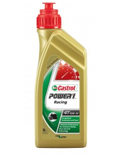 BOTELLA CASTROL POWER 1 RACING 4T 10W-50 12X1L
