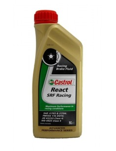 BOTELLA CASTROL REACT SRF RACING 12X1L