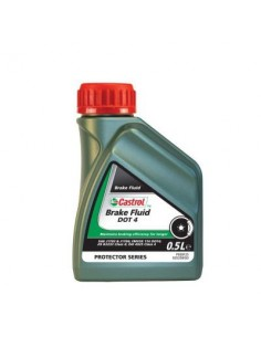 BOTE CASTROL BRAKE FLUID DOT 4 500ML