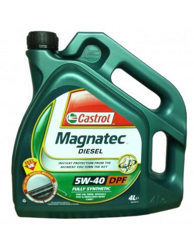 LATA CASTROL MAGNATEC DIESEL 5W-40 DPF Q3 4X4L