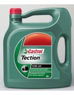 LATA CASTROL TECTION 15W-40 4X5L
