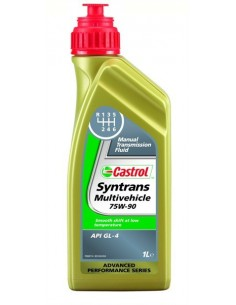 BOTELLA CASTROL SYNTRANS MULTIVEHICLE 75W-90 12X1L