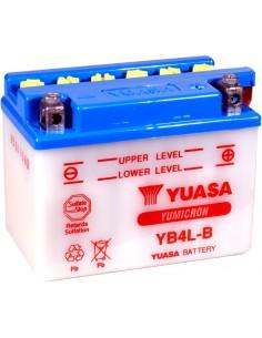 BATERIA YUASA (ACIDO INCLUIDO) YB5L-B