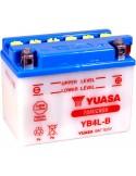 BATERIA YUASA (ACIDO INCLUIDO) YB9-B