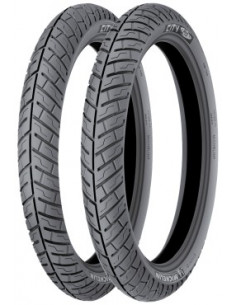 CUBIERTA MICHELIN 100/90-18 56P TT CITY PRO