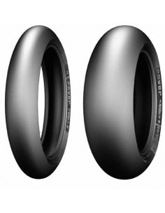 CUBIERTA MICHELIN 120/70-17 TL 58W POWER SLICK EVO F