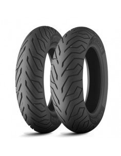 CUBIERTA MICHELIN 100/80-10 53L TL CITY GRIP