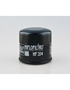 FILTRO ACEITE HIFLOFILTRO HF204RC