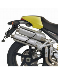 PORTAEQUIPAJES LATERAL GIVI MONSTER S2R/ S4R/ S4RS 800-1000 DUCATI (04-08)