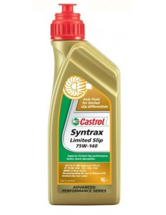 BOTELLA CASTROL SYNTRAX LIMITED SLIP 75W140 1L EB