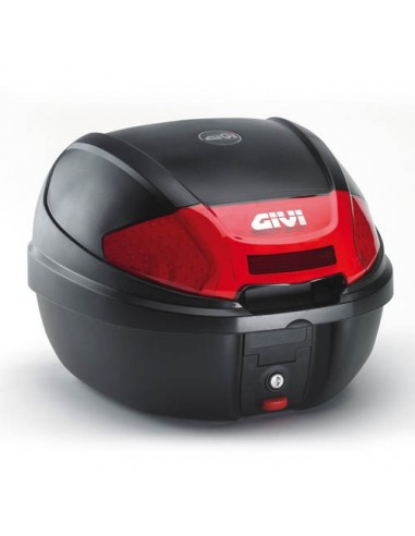 BAUL GIVI E300 30L NEGRO BASE