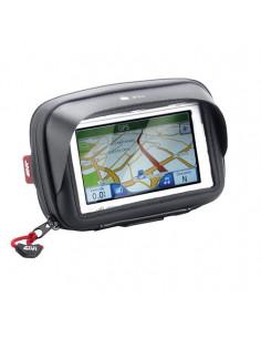 PORTADISPOSITIVO UNIVERSAL GIVI SMARTPHONE/ NAVEGADOR GPS MANILLAR 5