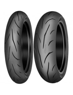 CUBIERTA MITAS 190/55 ZR17 75W TL SPORTFORCE DOT 2015