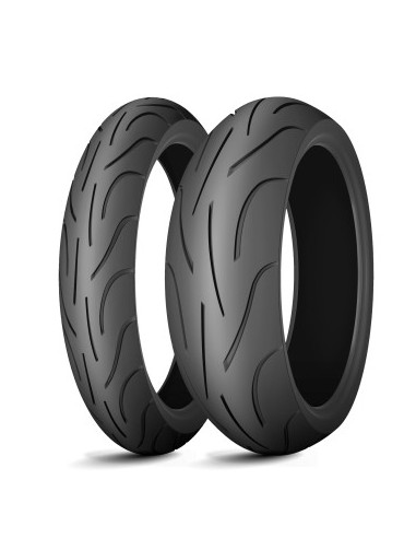CUBIERTA MICHELIN 120/70 ZR17 58W PILOT POWER F TL