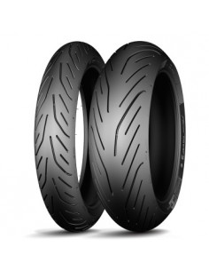 CUBIERTA MICHELIN 160/60 R15 M/C 67H TL PILOT POWER 3 R