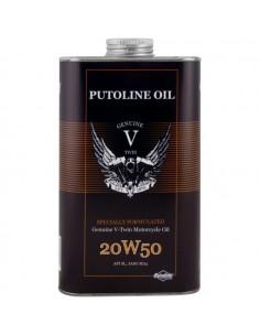 LATA PUTOLINE GENUINE V-TWIN 20W-50 1L