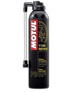 SPRAY MOTUL P3 TYRE REPAIR 300 ML