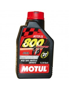 BOTELLA MOTUL 800 2T SUPERSPORT 1L