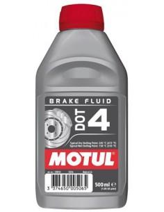 TUBO MOTUL DOT 4 BRAKE FLUID 400 ML