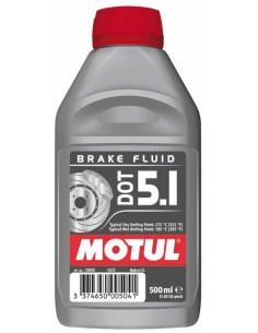TUBO MOTUL DOT 5.1 BRAKE FLUID 400 ML