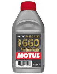 TUBO MOTUL RACING BRAKE 660 0,400 ML