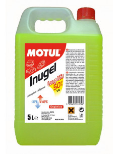 BOTELLA MOTUL INUGEL LONG LIFE 50 (-35C) 1L