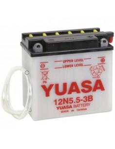 BATERIA YUASA 12N5.5-3B