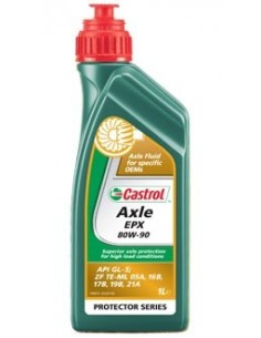 BOTELLA CASTROL AXLE EPX 80W90 1L K0