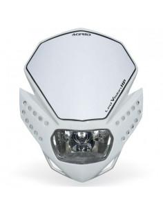 ACERBIS PORTAFARO LED VISION HP white