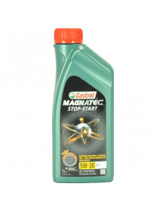 BOTELLA CASTROL MAGNATEC STOP-START 5W30 C3 12X1L
