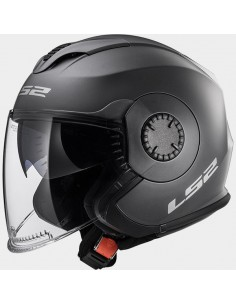 CASCO LS2 OF570 VERSO SOLID