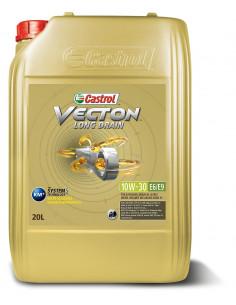 BIDON CASTROL VECTON LONG DRIN 10W30 E6/E9 20L ER